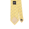 CEO Made In Italy Tie in Yellow - Ron Bennett Menswear  - 2