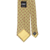 CEO Made In Italy Tie in Gold - Ron Bennett Menswear  - 2