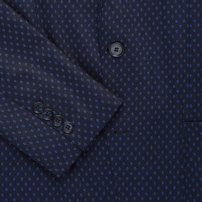 CEO Jordan Unlined Jacket in Navy