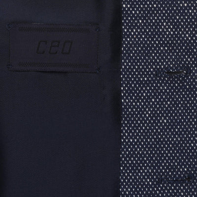 CEO Unlined Vest in Navy