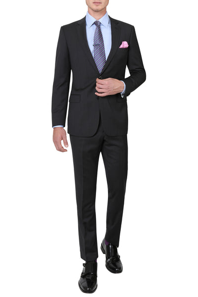 Studio Italia T81 Momento Suit in Grey Check