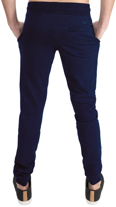 Bennett Casual Sweatpant in Navy