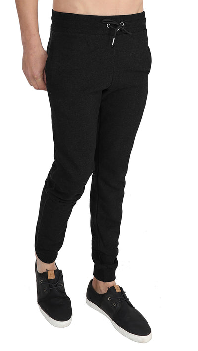 Bennett Casual Sweatpant in Black