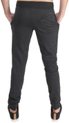 Bennett Casual Sweatpant in Charcoal Marle