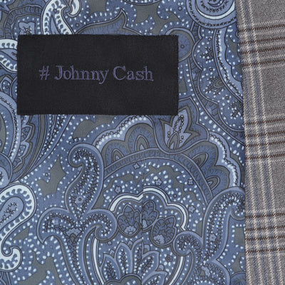 """Johnny Cash"" by Sew253"