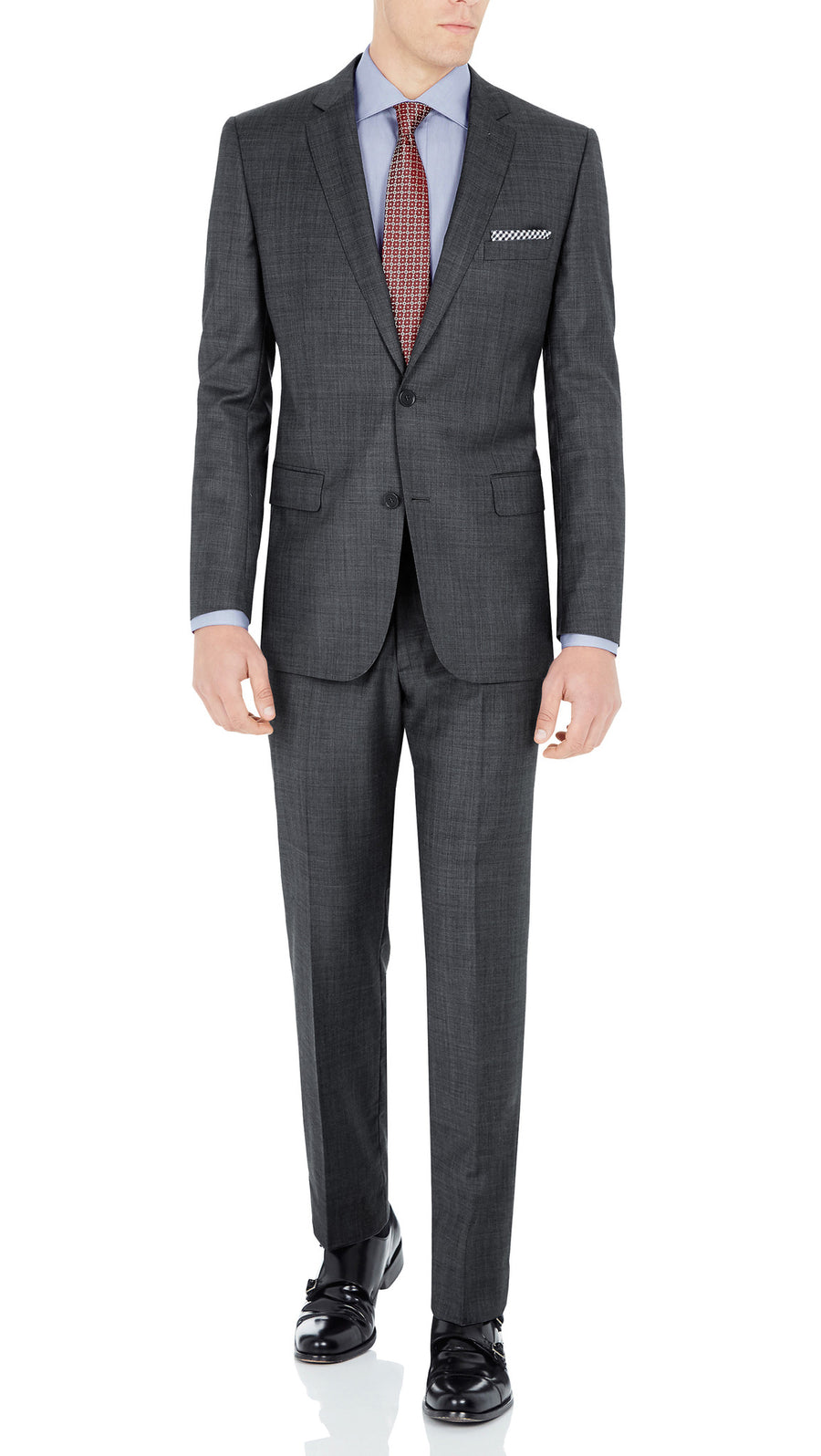 Studio Italia Suit in Grey