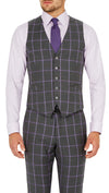"""Carl Fox"" Vest by Sew253 - Ron Bennett Menswear  - 1"