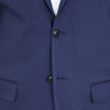 CEO Stretch Jacket in Blue - Ron Bennett Menswear  - 9