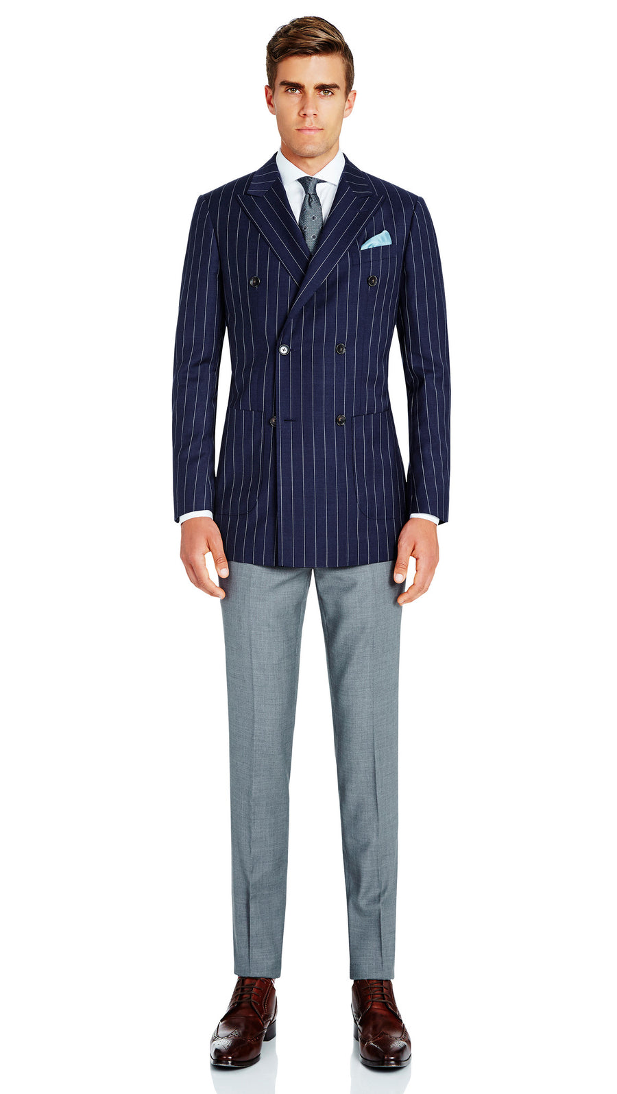"""The Bank"" Jacket by Sew253 - Ron Bennett Menswear  - 1"