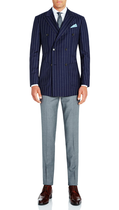 """The Bank"" Jacket by Sew253 - Ron Bennett Menswear  - 4"