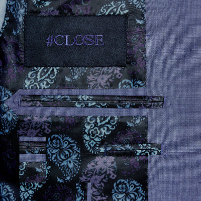 """Close"" by Sew253 - Ron Bennett Menswear  - 12"