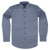 Bennett Printed Casual Shirt in Navy