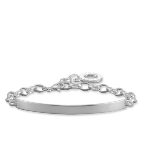 Thomas Sabo Charm Club Engravable Classic ID Bracelet CX0211 - Lyncris Jewellers