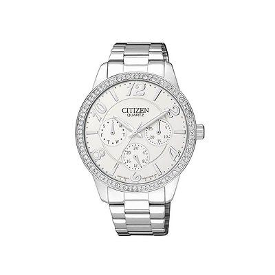 Citizen Women's ED8120-54A Swarovski Elements Watch - Lyncris Jewellers