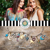 Thomas Sabo Charm Club Generation Turquoise Star Charm CC1532 - Lyncris Jewellers