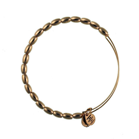 ALEX AND ANI Classic Jordan Beaded Bangle Bracelet - Lyncris Jewellers