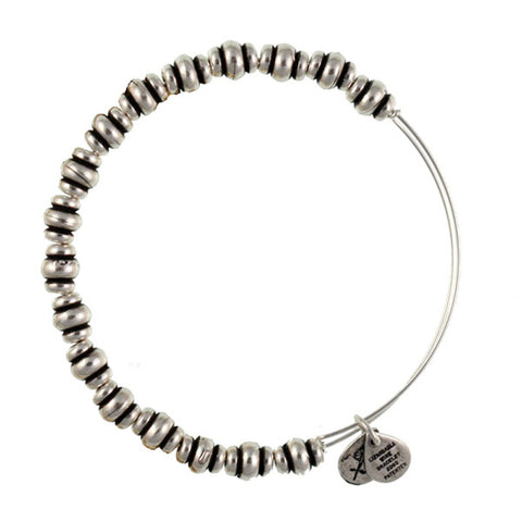 ALEX AND ANI Classic Nile Beaded Bangle Bracelet - Lyncris Jewellers