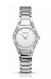 Sekonda Silver Watch With Diamante Bezel SK2199 - Lyncris Jewellers