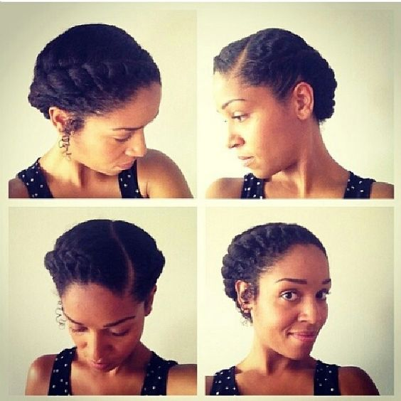 5 Natural Hairstyles That Are Bae Approved And Perfect For