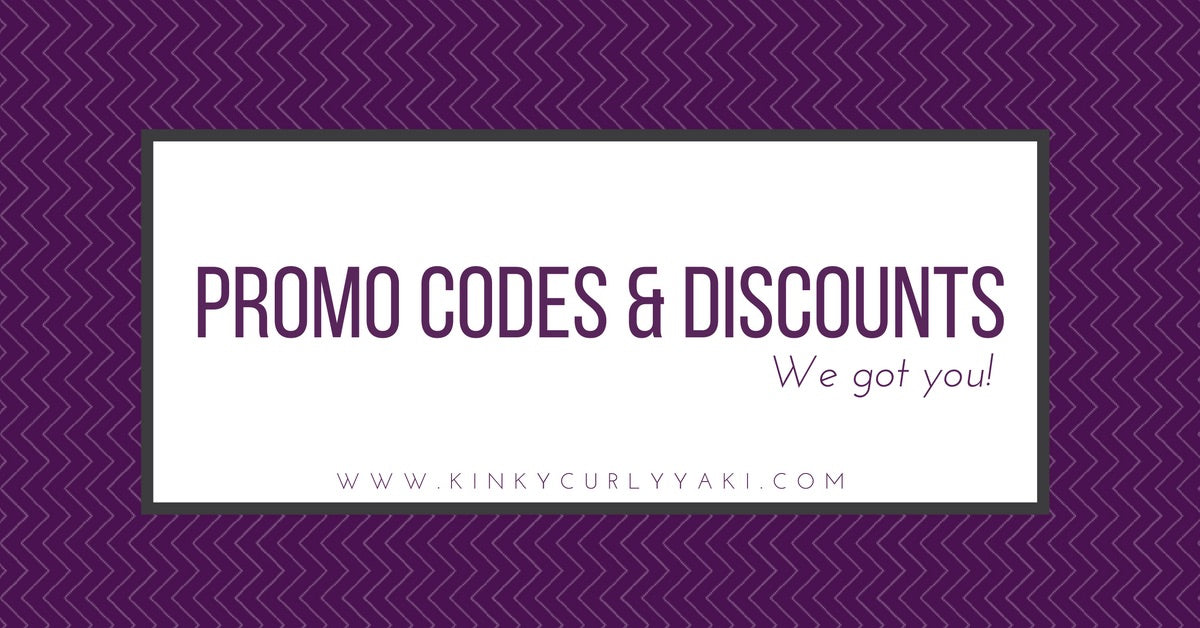 promo coupon codes and discounts hair extensions