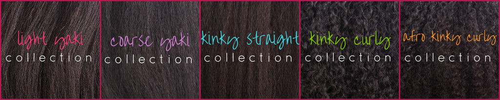 human hair extensions in 6 beautiful textures