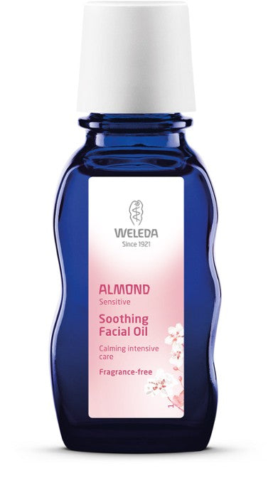 Almond Soothing Facial Oil