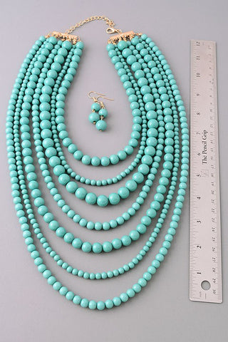 Basic Beaded Necklace