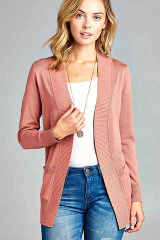 Spring Into It Cardigan