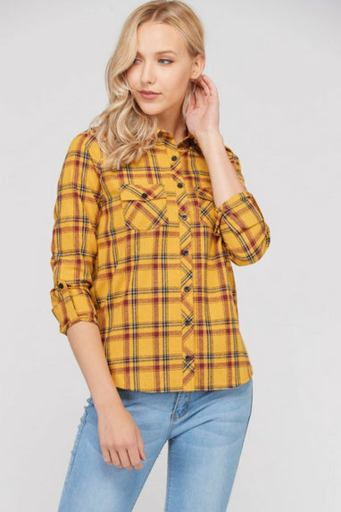 Everyday Flannel (4 Colors)