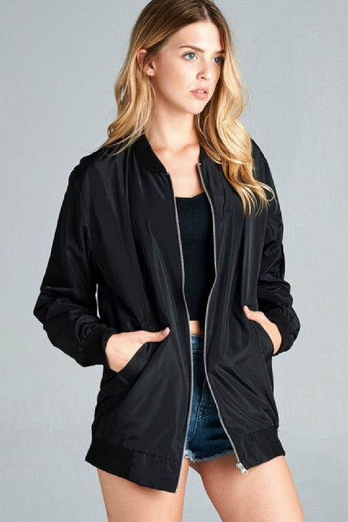 Dark Knight Bomber Jacket
