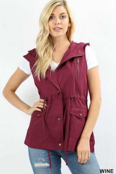 Very Best Vest (5 Colors)
