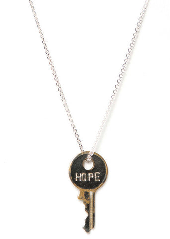 The Giving Key-Dainty Pendant