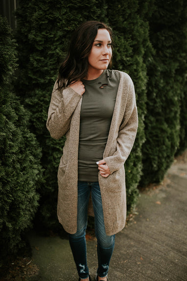 The Florence Cardigan (4 Colors)
