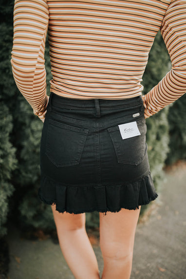 Marilyn France Skirt by KanCan USA