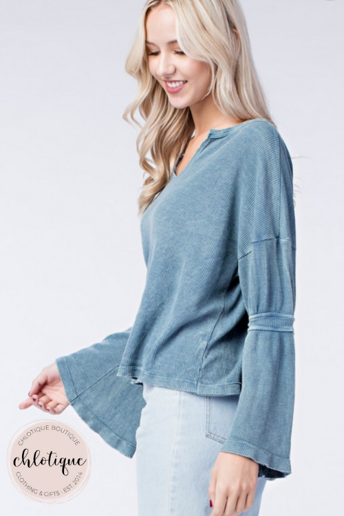 All You Want Long Sleeve Top
