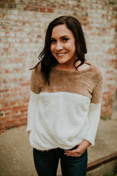 Ultimate Fuzzy Pullover (2 Colors)