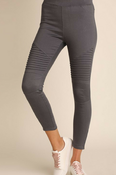 Speed of Light Moto Jeggings (3 Colors)