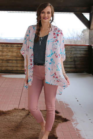 The Butterfly Effect Kimono (2 Colors)