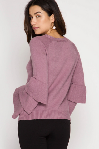 The Belle of The Ball Sweater (2 Colors)