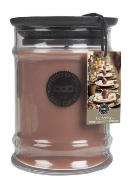 Bridgewater Small Jar Candle