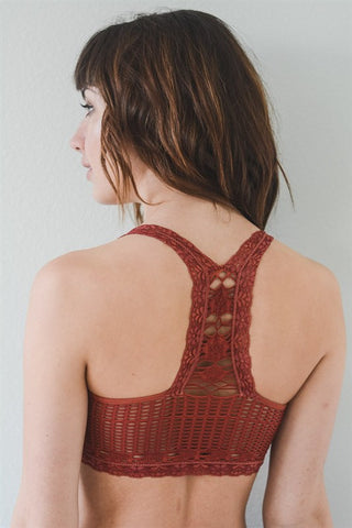 Lace Trim Bralette