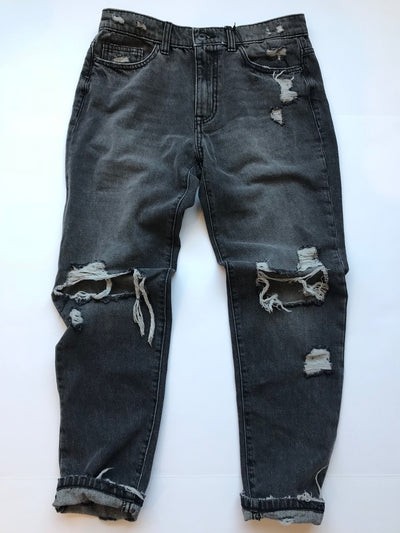 Destructed Sexy Boyfriend Denim
