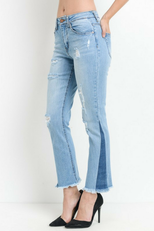 Blue Jean Baby Denim