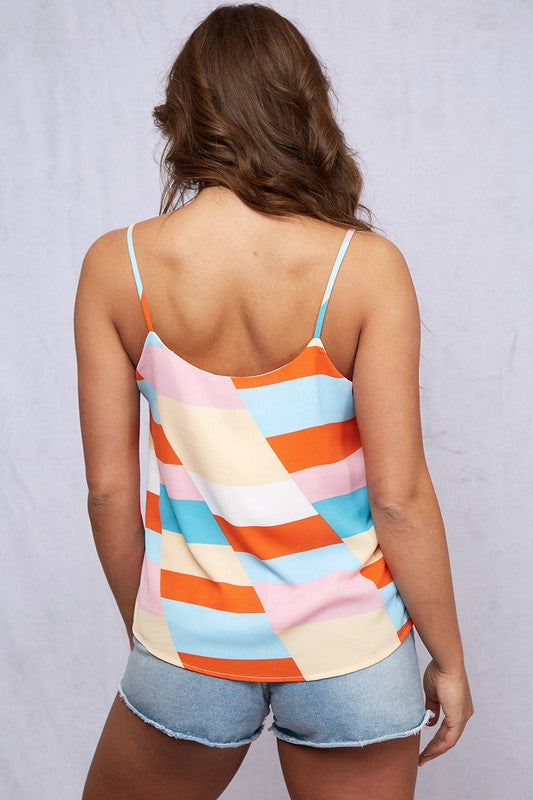 Peachy Queen Tank