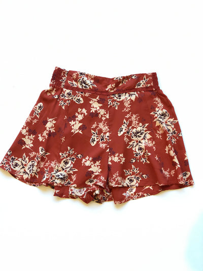 Willa Highwaisted Fly Away Shorts