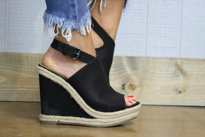 Wallis Wedge Sandal