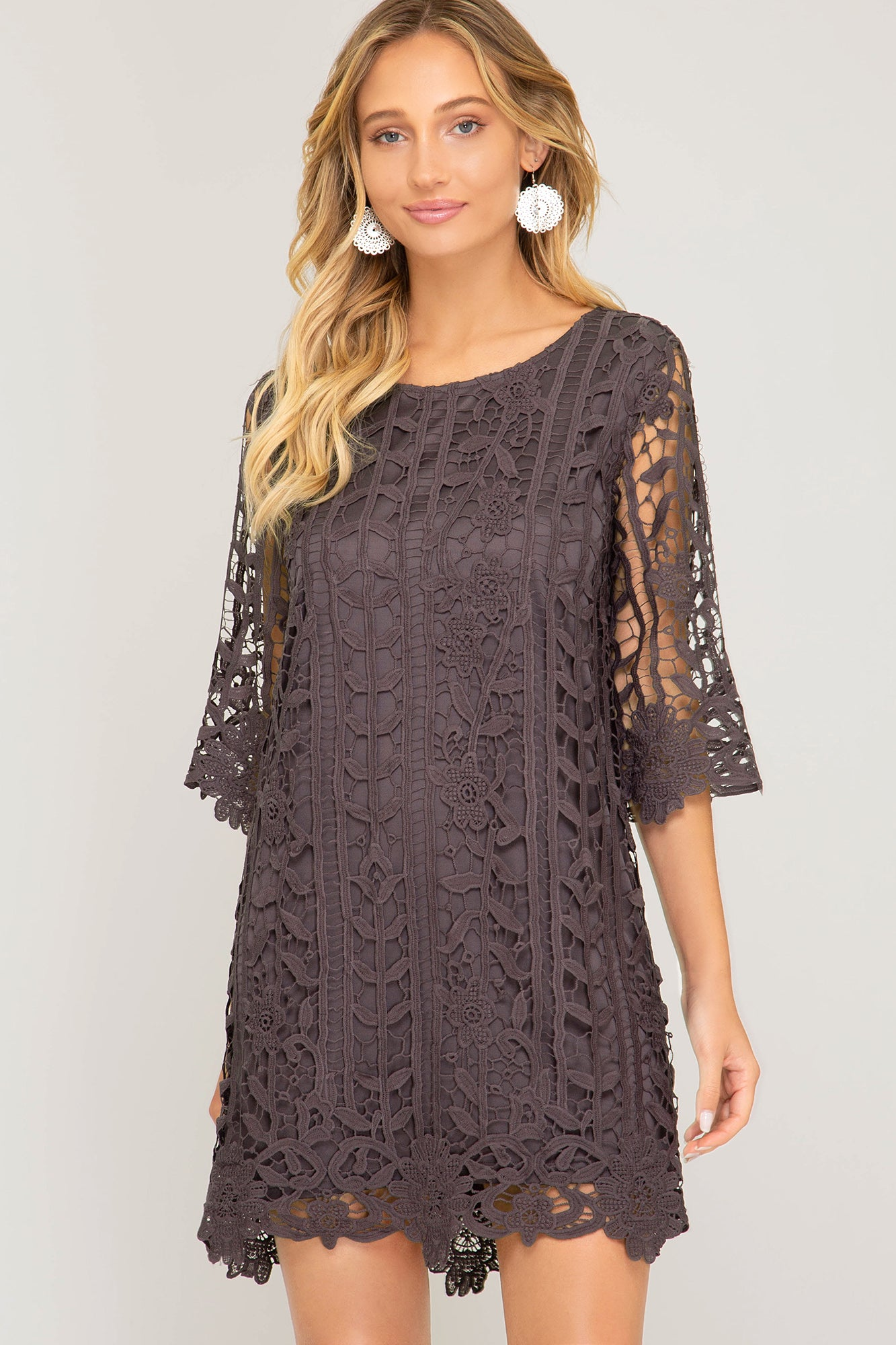The Maria Lace Dress