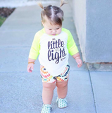This Little Light Of Mine Raglan Tee