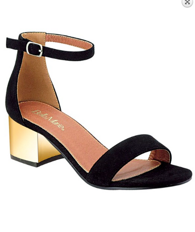 Royce Little Black Heel