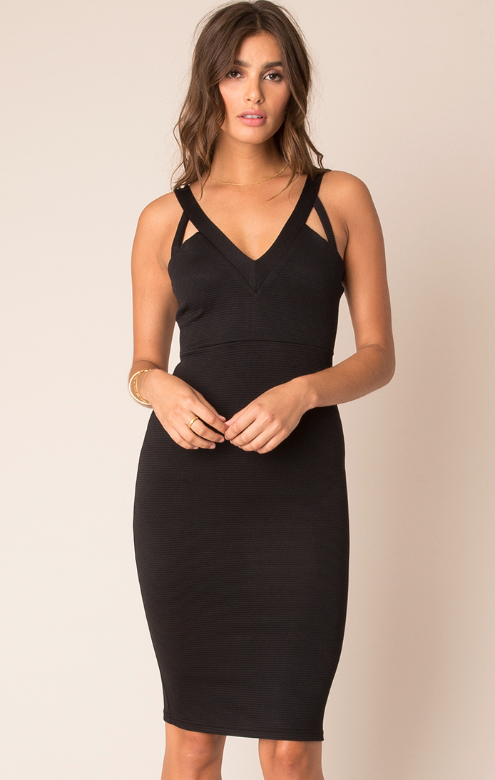 Faye Dress by Black Swan